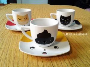 poopie coffee cup!